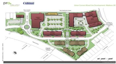 Revised plans for Union Corners (copy)