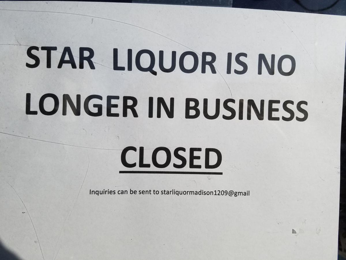 Star Liquor on Madison's Williamson Street closes | Madison
