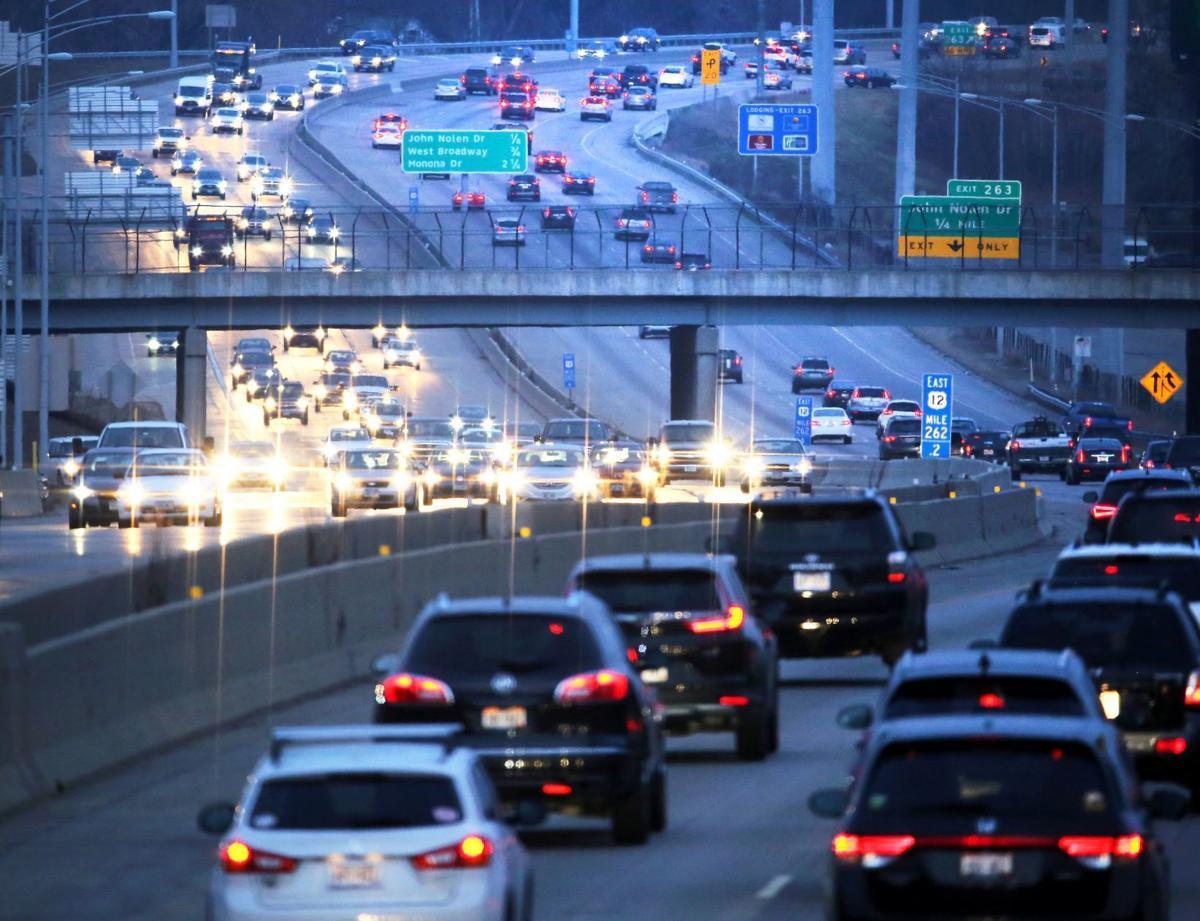 Beltline traffic