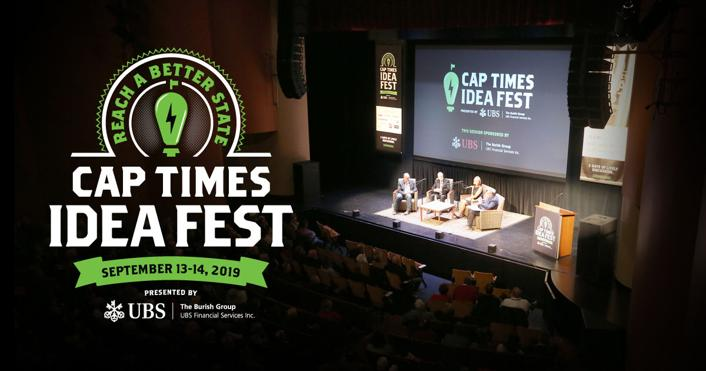 Cap Times Idea Fest starts this week — get your tickets now!