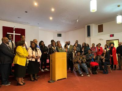 Mt. Zion gathering