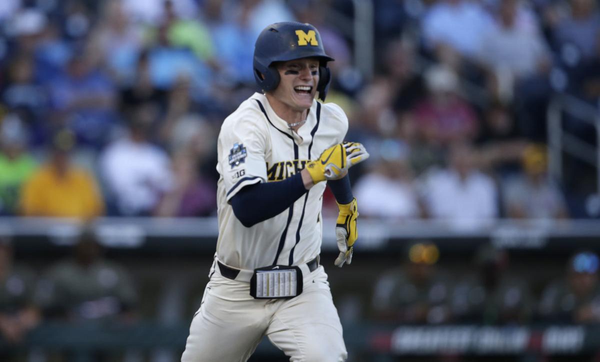College baseball: Janesville Craig and University of Michigan shortstop Jack Blomgren