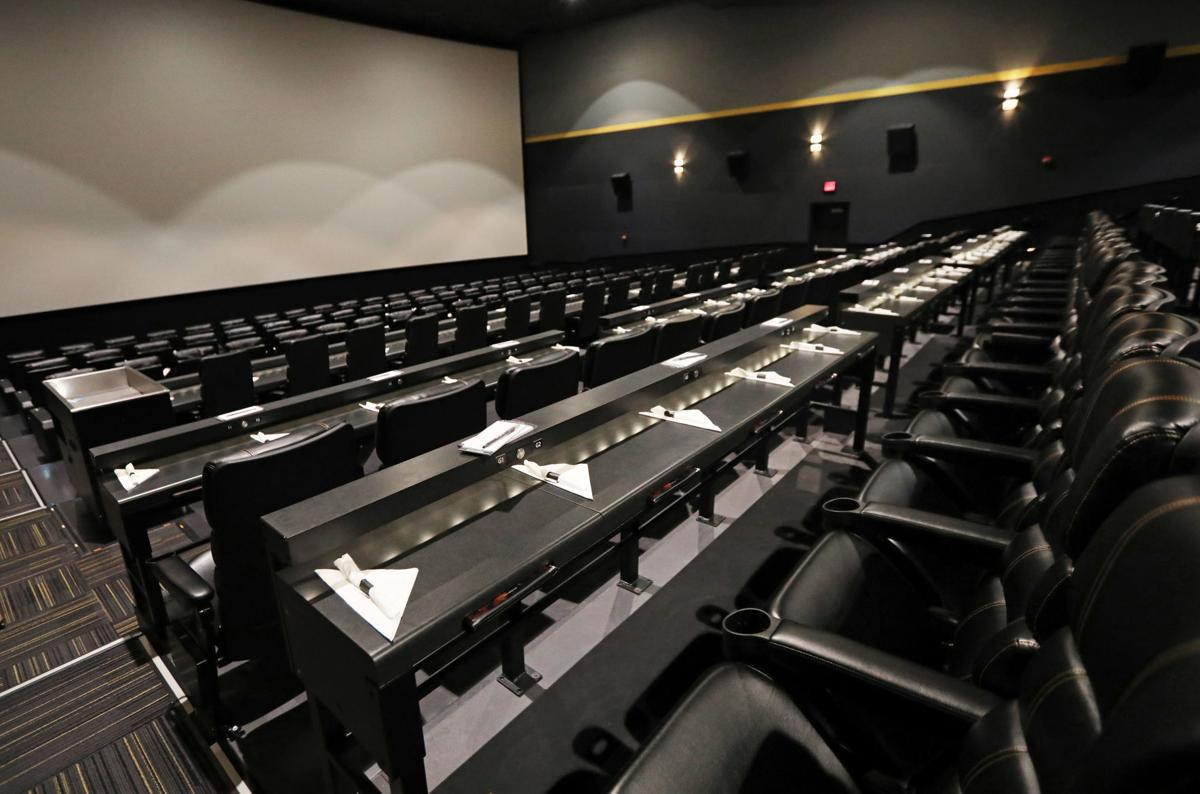Flix Brewhouse theater