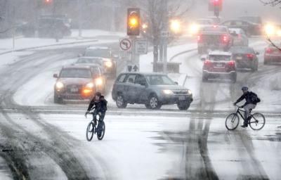 Winter Comes Early To Madison Thursday >> Southern Wisconsin In Line For Second Major Storm In A Week Local