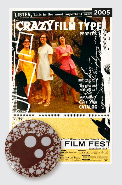 Now That Wisconsin Film Festival Has >> Wisconsin Film Festival Poster 2005 Madison Com