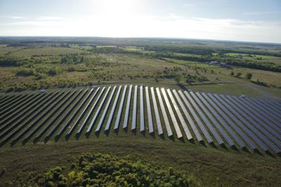 Massive Wisconsin solar proposal splits farmers and clean energy fans