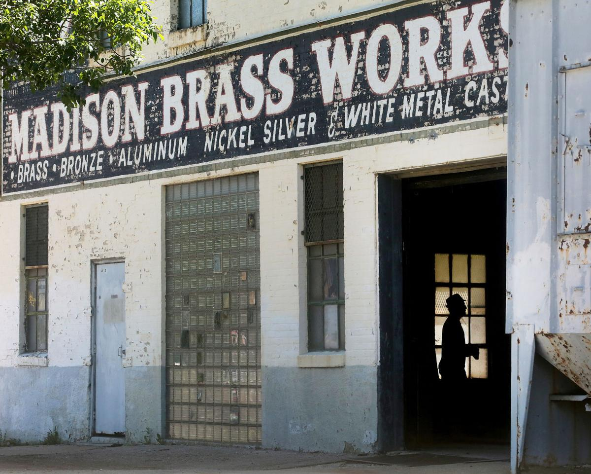 Exterior of Madison Brass Works