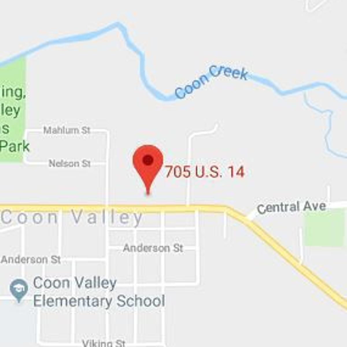 Two hurt in gunfire incident in Coon Valley, police say