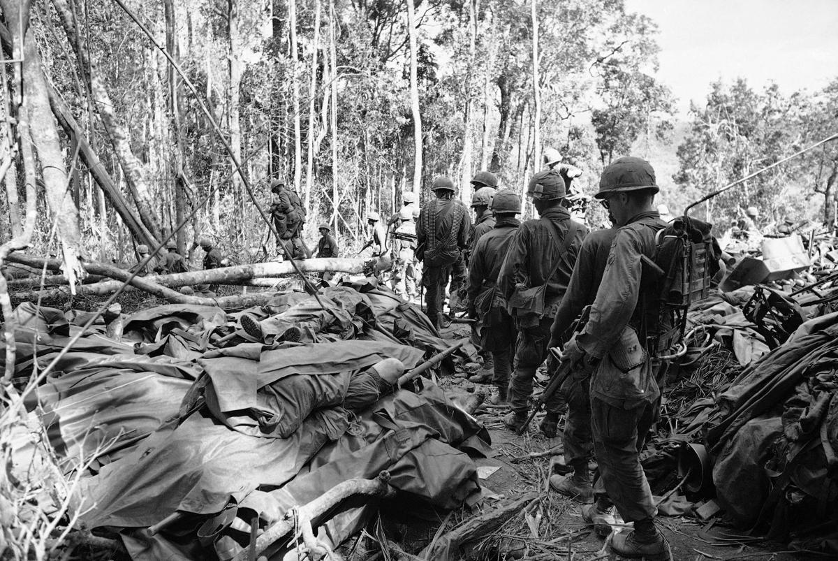 Looking back at Vietnam War: Johnson escalates war, claims