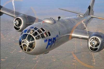 WWII planes from world's largest flying museum land this month in La Crosse