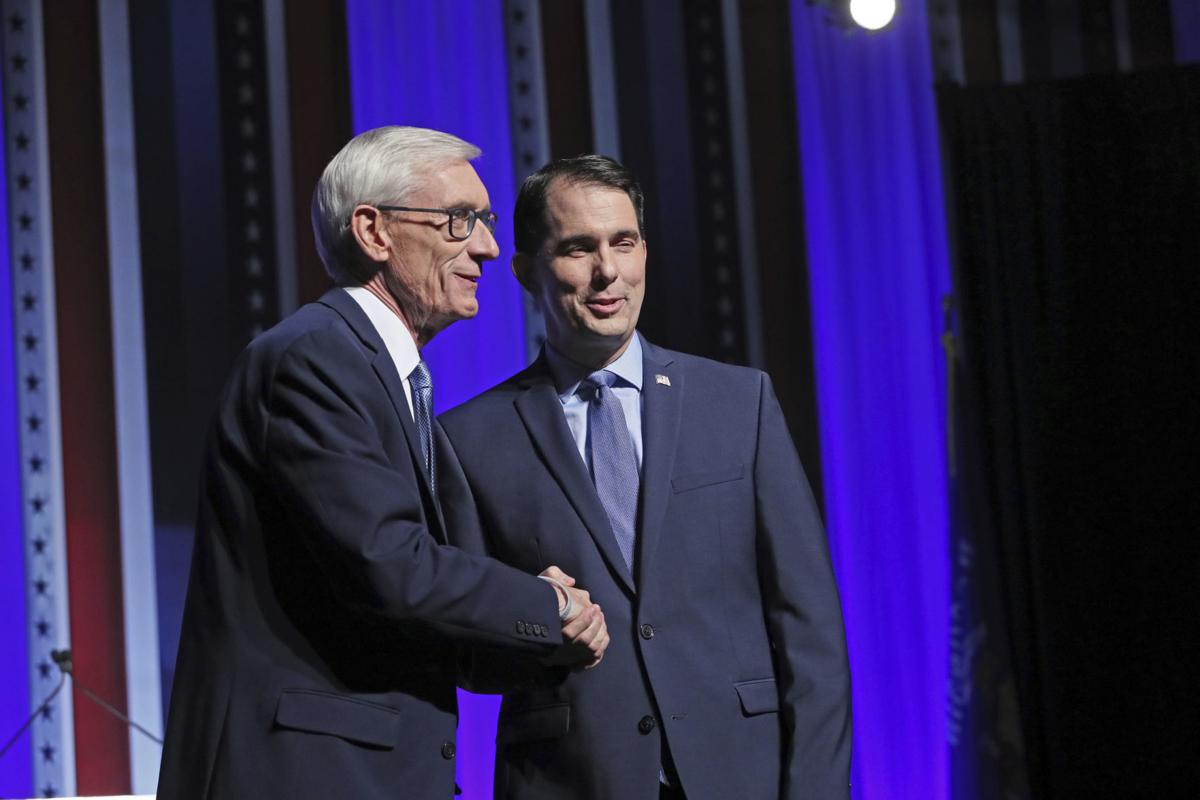 Election 2018 Governor Wisconsin