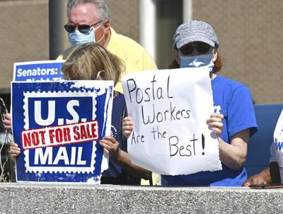 Pelosi says postmaster has no plans to restore mail cuts (copy)