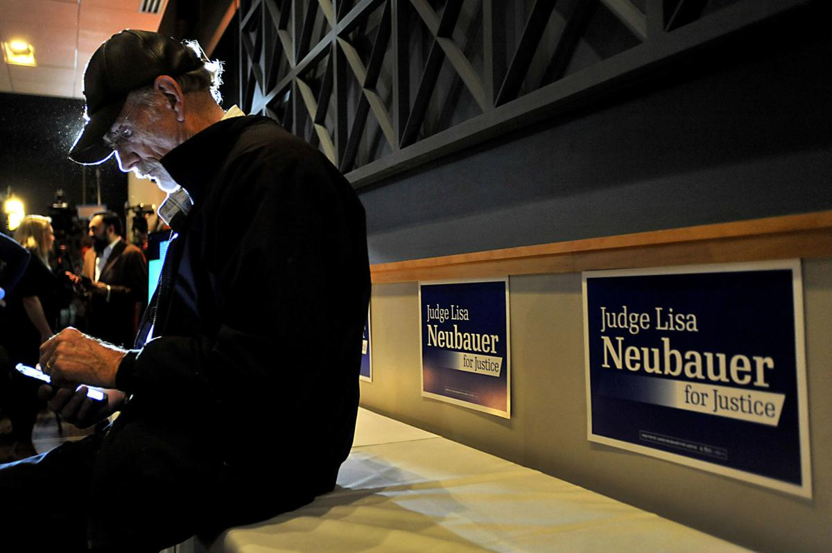 Neubauer for Justice Election Night Party