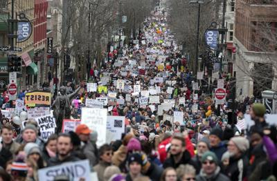 Student Gun Protest Wisconsin (copy)