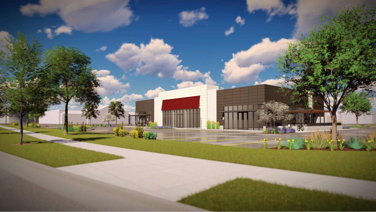 Prairie Towne Center improvements
