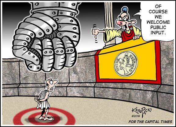 Editorial Cartoon (6/15/2016)