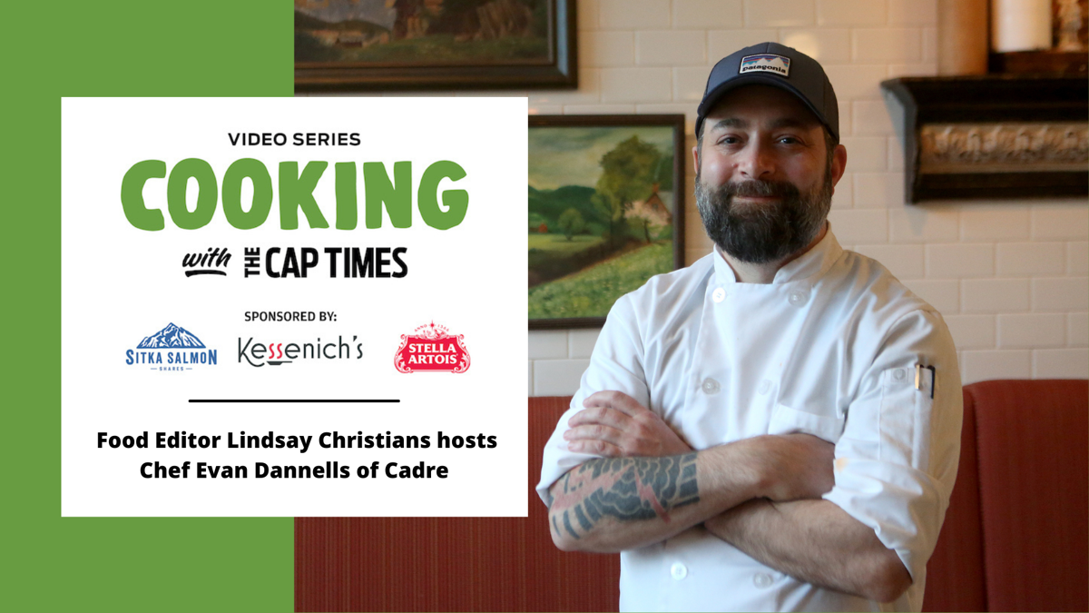 Cooking with the Cap Times: Evan Dannells