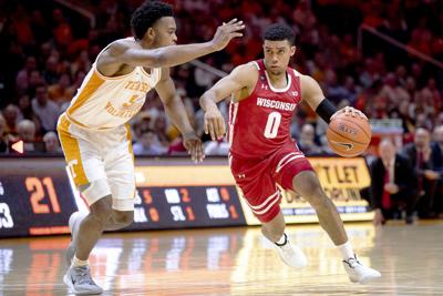 Wisconsin Tennessee Basketball