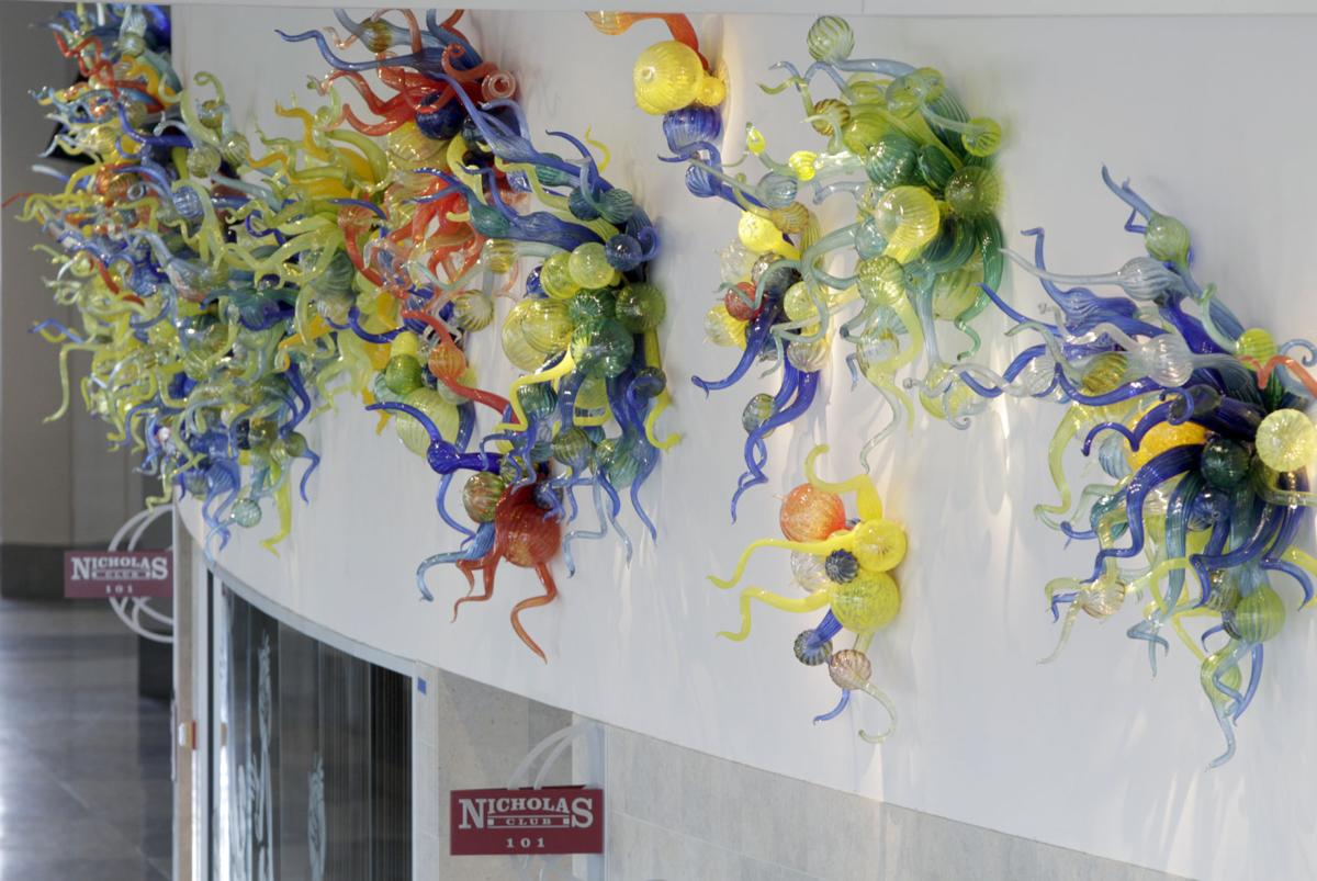 Solstice Swirl At Olbrich Botanical >> Madison In 100 Objects Local News Madison Com