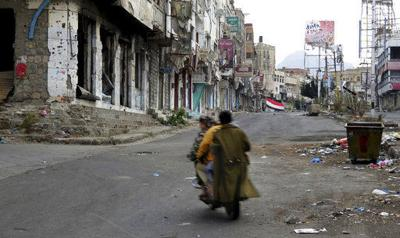 Expectations low as Yemen's warring parties meet for talks (copy)