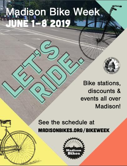 Madison Bike Week 2019