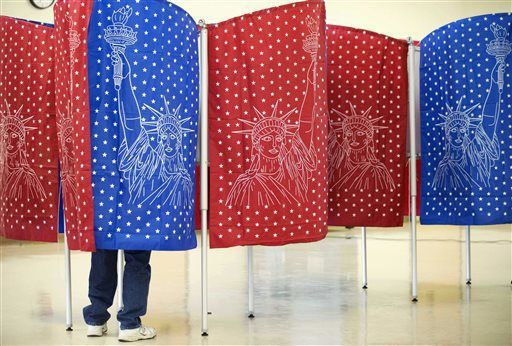 Voting booth (copy)
