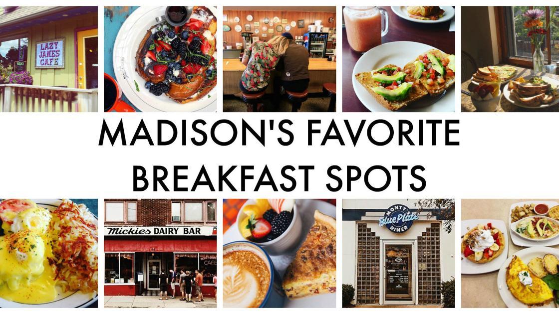 Madison's favorite breakfast spots — ranked | Restaurants