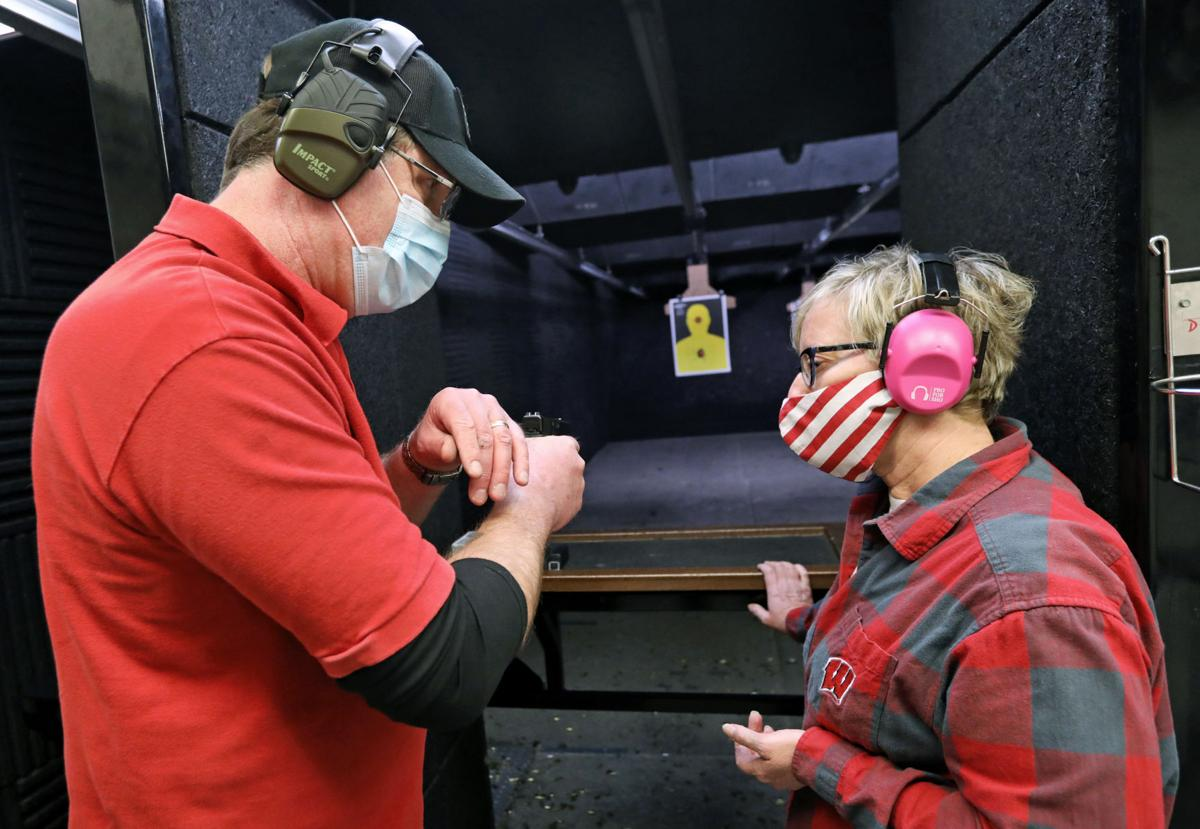 Mad City Firearms Training
