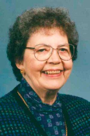 Olson, Louise (Marie) Godwin