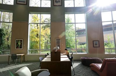 Edgewood Campus Library