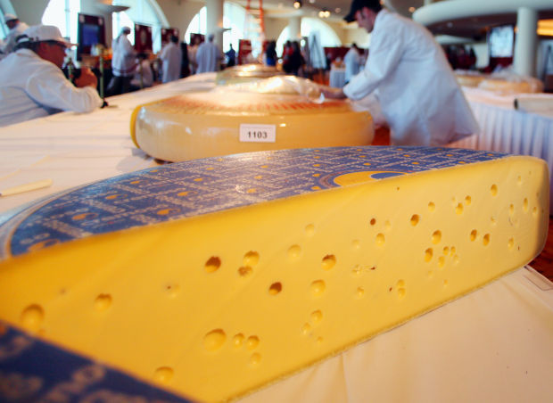 Say cheese? Europeans would prefer we'd call it something