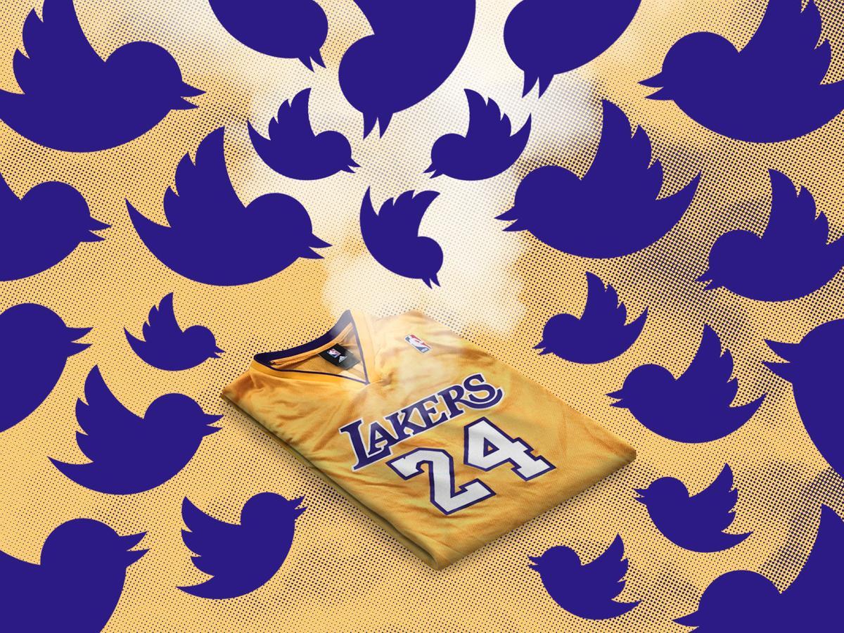 Twitter vultures - Kobe Bryant
