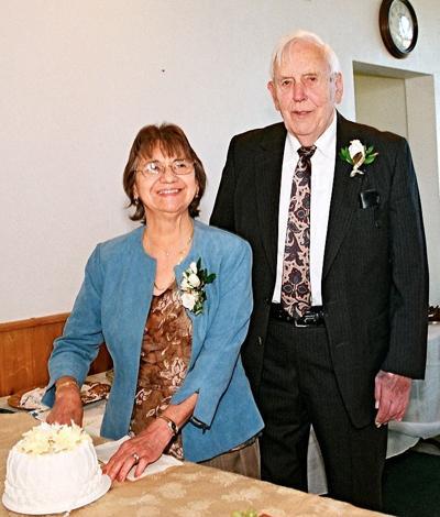Amundson 60th Wedding Anniversary