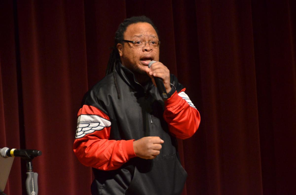 Marlon Anderson MLK Forum