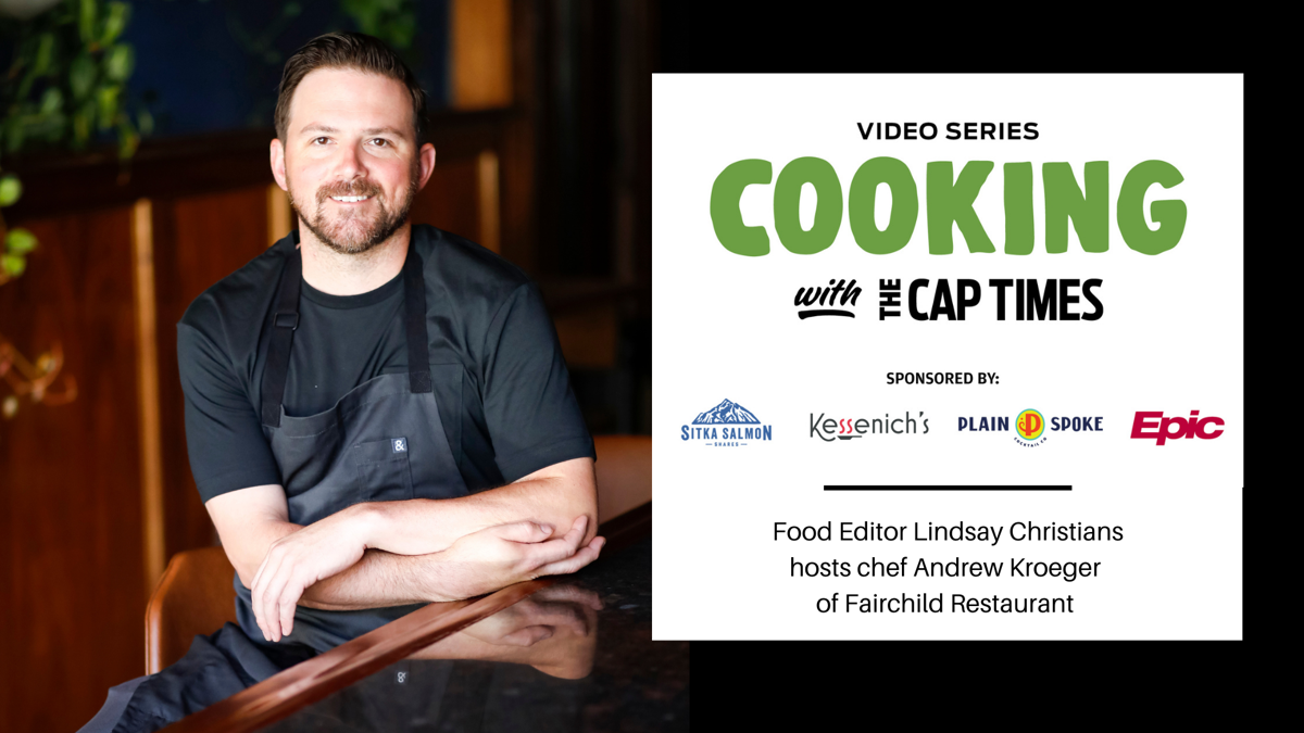 Cooking with the Cap Times featuring Andrew Kroeger