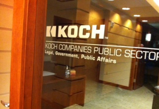 Koch companies public sector