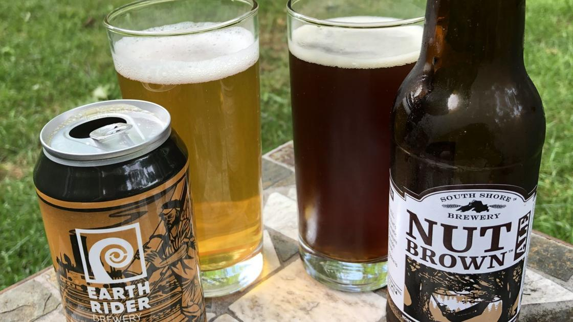 Beer Baron: In South Shore and Earth Rider, a taste of Lake Superior