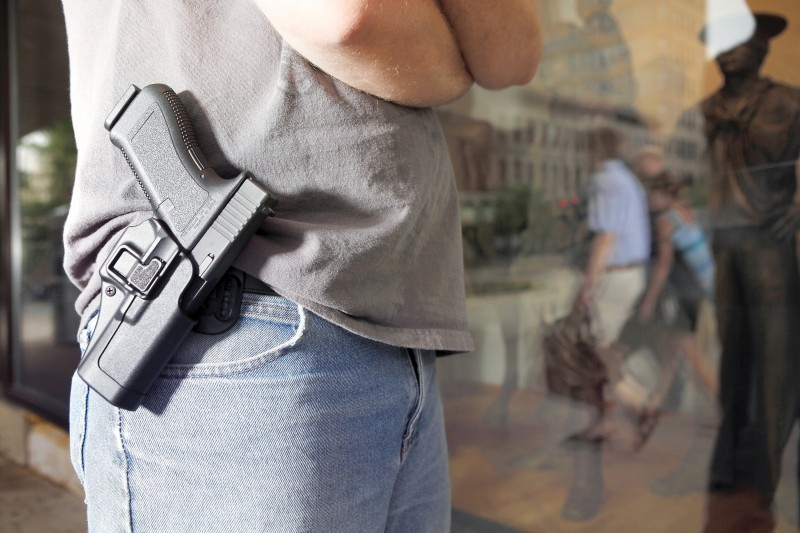 Open carry file photo