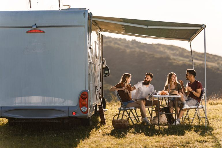 An RV vacation is a good alternative to other methods of travel this spring.