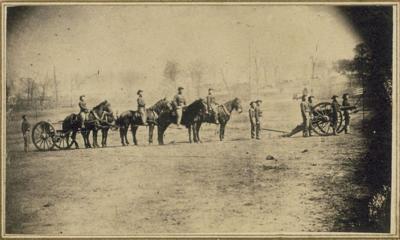 Camp Randall 1861