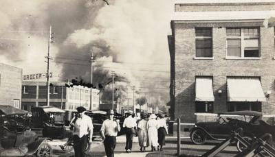 The Baltimore Sun: The Tulsa massacre and denial of tenure for Nikole Hannah-Jones: the whitewashing of American history continues
