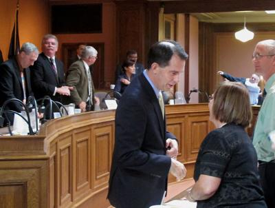 Gov. Scott Walker proposes changes for civil service system