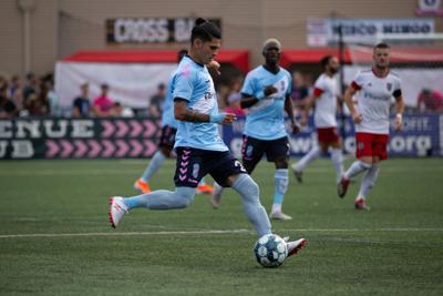 Forward Madison FC vs. Chattanooga Red Wolves SC