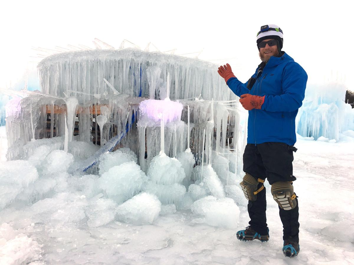Wisconsin Dells ice castle to temporarily close | Local News ...