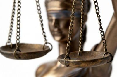 Scales of Justice, istock generic file photo (copy)