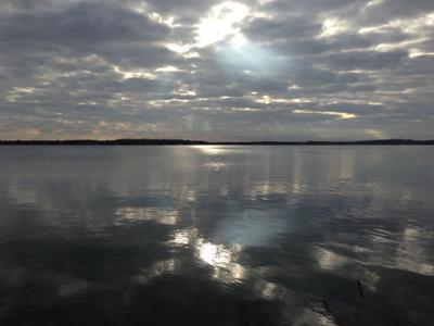 Lake Monona in November