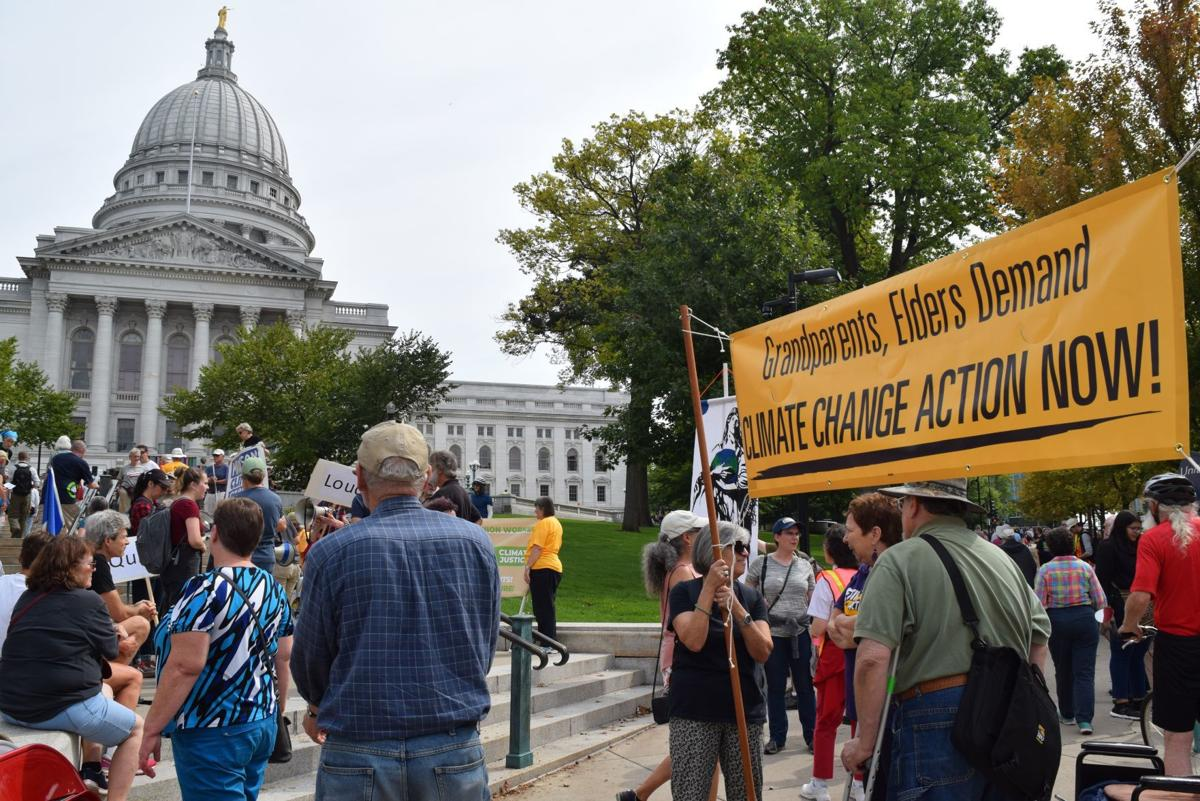 Climate March 3