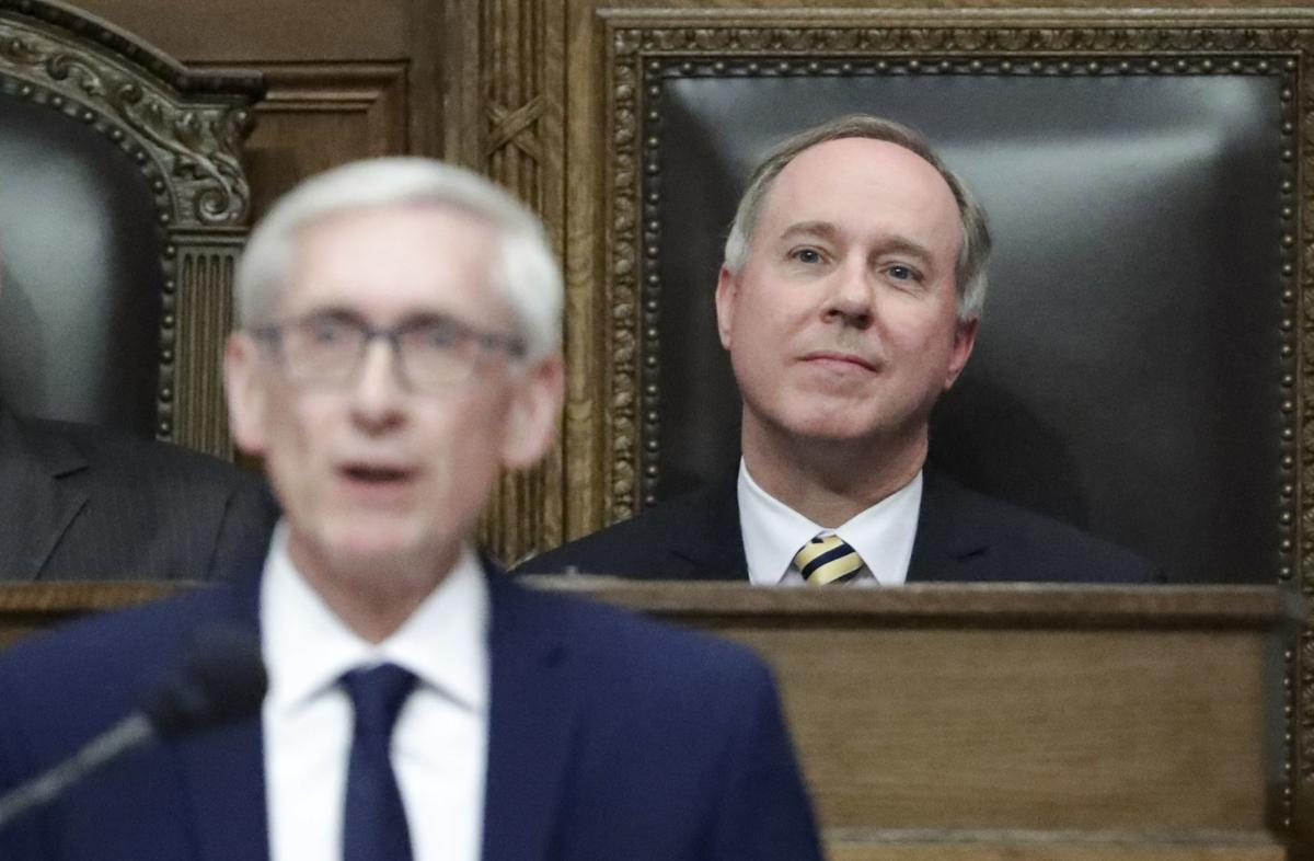 Robin Vos unmoved by poll showing support for Medicaid expansion:  'Sometimes you have to lead by what you believe in' | Local News |  madison.com