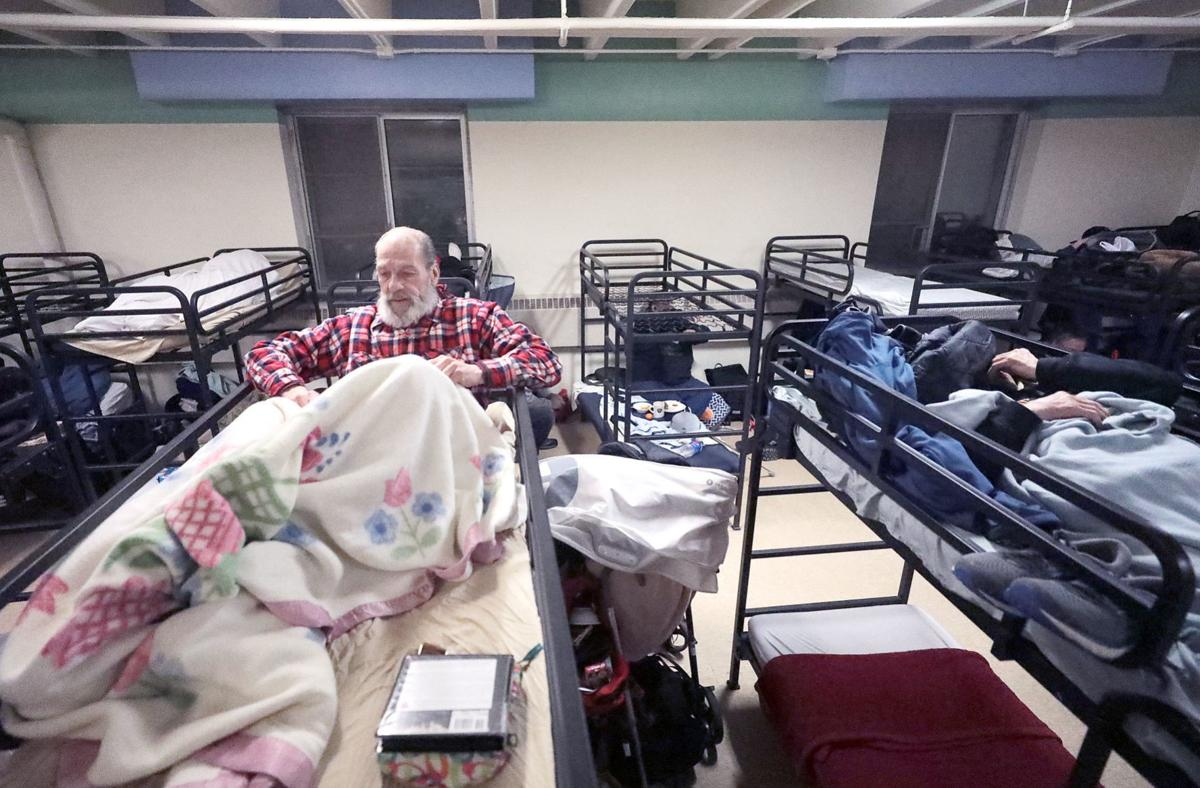 Homelessness - Madison men's shelter
