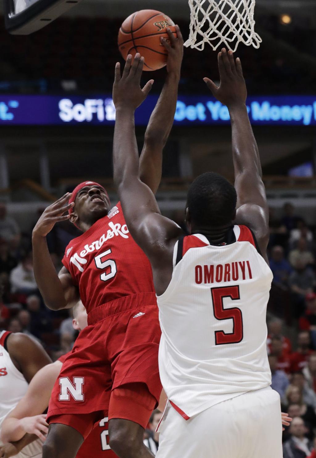 Photos: Big Ten men's basketball tournament tips off in